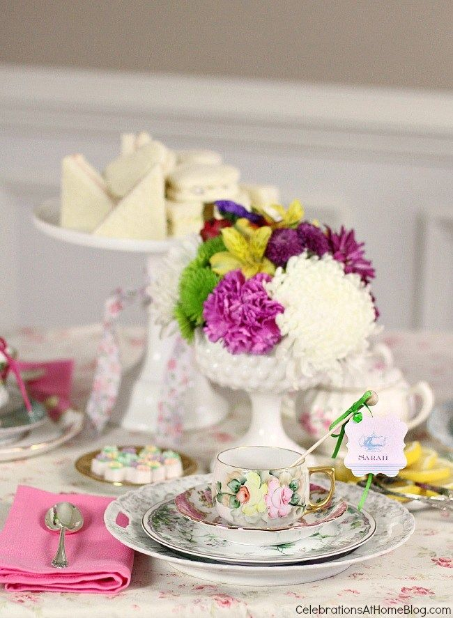 178 best Festa temtica | tea party images on Pinterest ...