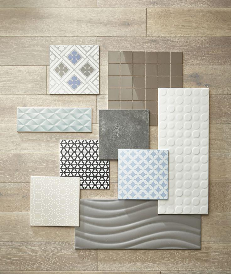 17 meilleures id es propos de sols carreaux en c ramique for Carrelage interieur blanc