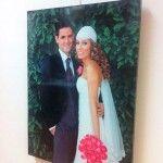 #cuadro personalizado con #fotografías. Decora tus habitaciones con originales cuadros.
