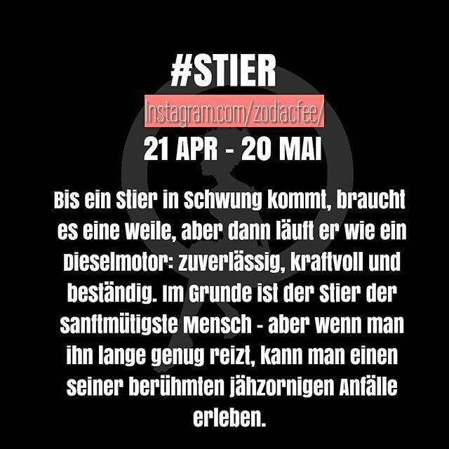 Für den Stier-Mann.  #sternzeichen #horoskop #german #zodiac #tierkreiszeichen #sprüche #stier