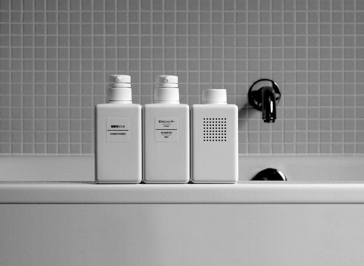 LOVE THE SHAMPOO, CREAM RINSE & LIQUID SOAP BOTTLES...LOOK SO NEAT!