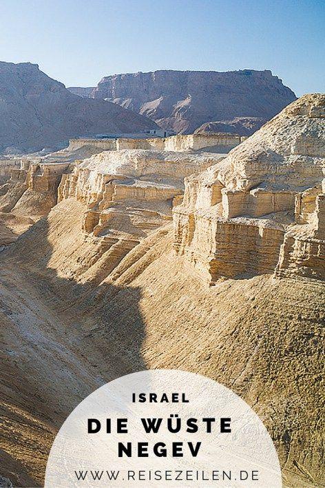 Es war eher eine überraschende Liebe: die Wüste Negev und ich. Ganz unerwartet hat mich gerade die Kargheit der Wüste, das Unwirtliche, Ausgeblichene besonders gefesselt. #Israel