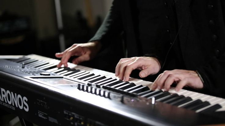 Jordan Rudess & Marco Parisi Perform on The New Kronos (Part 2)