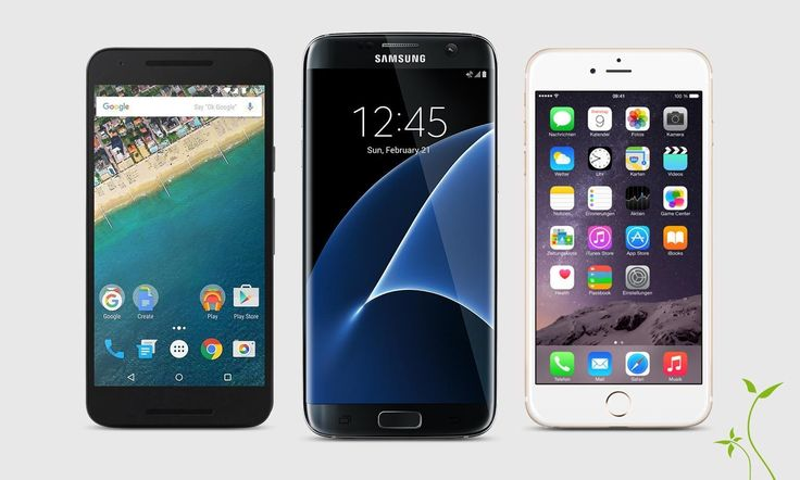 Up to 40% off a new phone - just in time for Spring