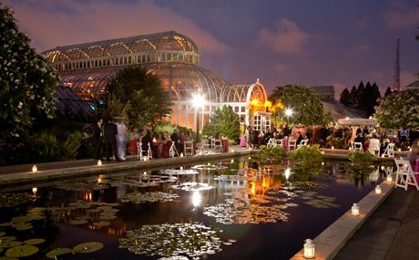 Brooklyn Botanical Garden Wedding | Where to Get Married in New York City – NYC Wedding Venues with ...