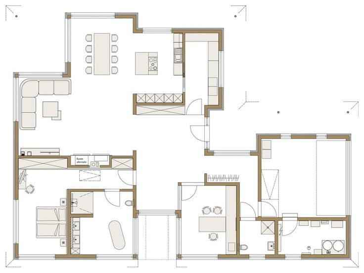 Awesome Entwurf Musterhaus VITA Von Fertighaus Weiss | Zuhause3.de