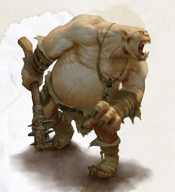 Dungeons  Dragons Troll★ Find more at http://www.pinterest.com/competing/