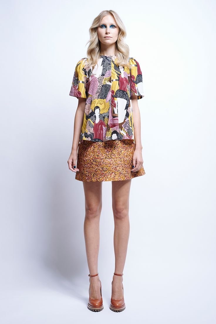 Elemental Top - Time Machine | Karen Walker