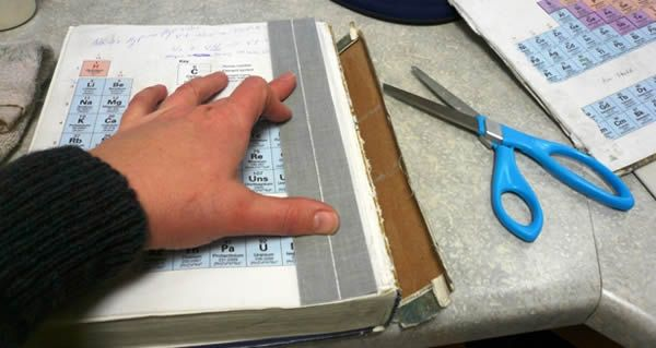 Cutting Costs with School Book Repairs