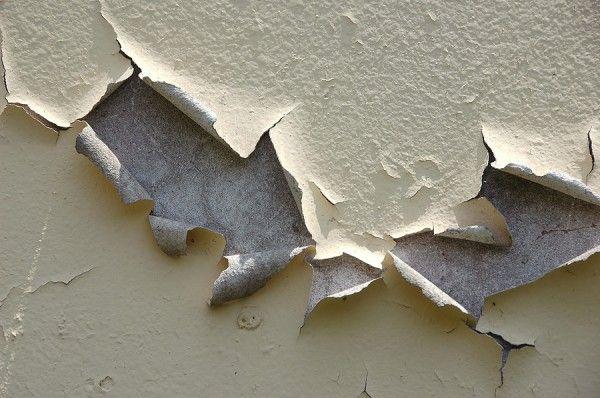 Preventing peeling paint on a concrete porch