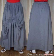 Шьем юбки на любой вкус - Тайская юбка в стиле бохо. Мастер класс от SEASON.ru