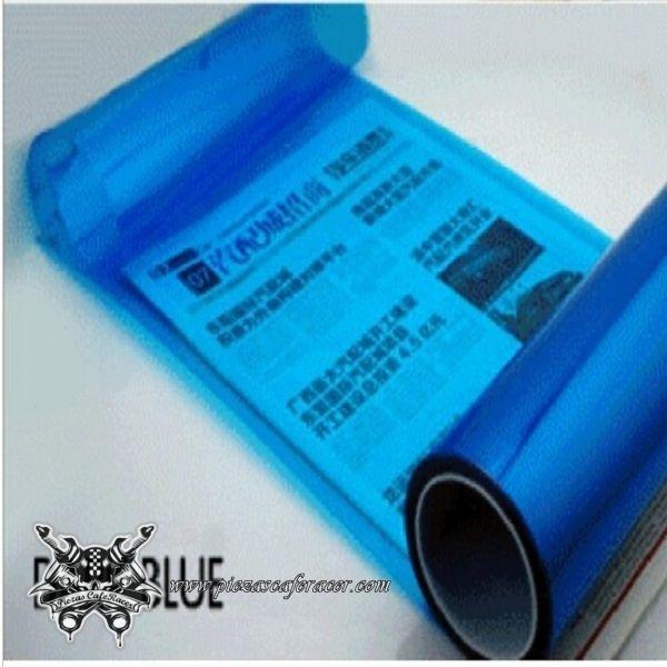 4,61€ - ENVÍO GRATIS - Vinilo Adhesivo Translúcido para Faros de Coche Moto Tuning Varios Colores 100cm*30cm