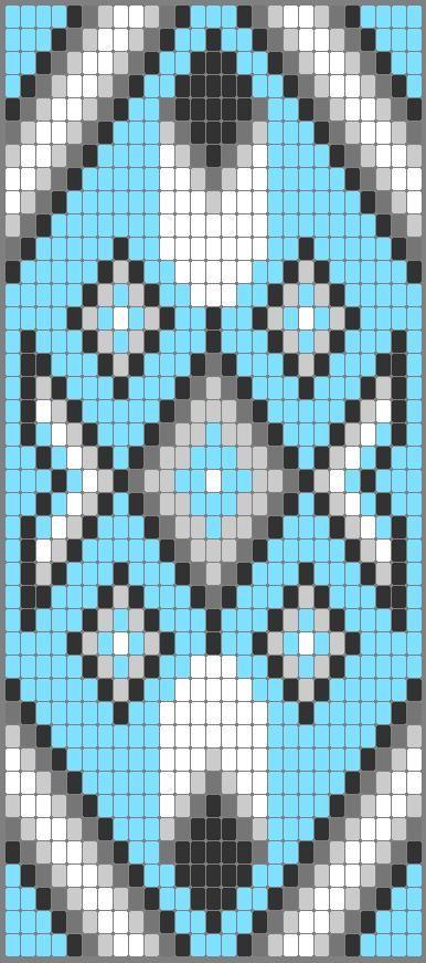 Beadwork Strip 11