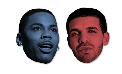 """Nelly Vs. Drake - Debate Twitter Trends Poll  A Drake vs. Nelly debate is currently trending on social media. Why? Because why not? The older Millennials are constantly arguing with the young Millennials on Twitter. The older heads are bringing up timeless Nelly tracks like """"Dilemma"""" """"Ride With Me"""" and """"Hot In Here."""" Many younger Millennials are listening to unforgettable Nelly tracks for the first time.  Younger Millennials are discussing some of Drake's best songs including """"Hotline Bling""""…"""