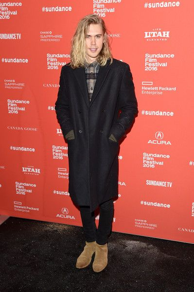 """Austin Butler Photos - Actor Austin Butler attends the """"Yoga Hosers"""" Premiere during the 2016 Sundance Film Festival at Library Center Theater on January 24, 2016 in Park City, Utah. - 'Yoga Hosers' Premiere - 2016 Sundance Film Festival"""