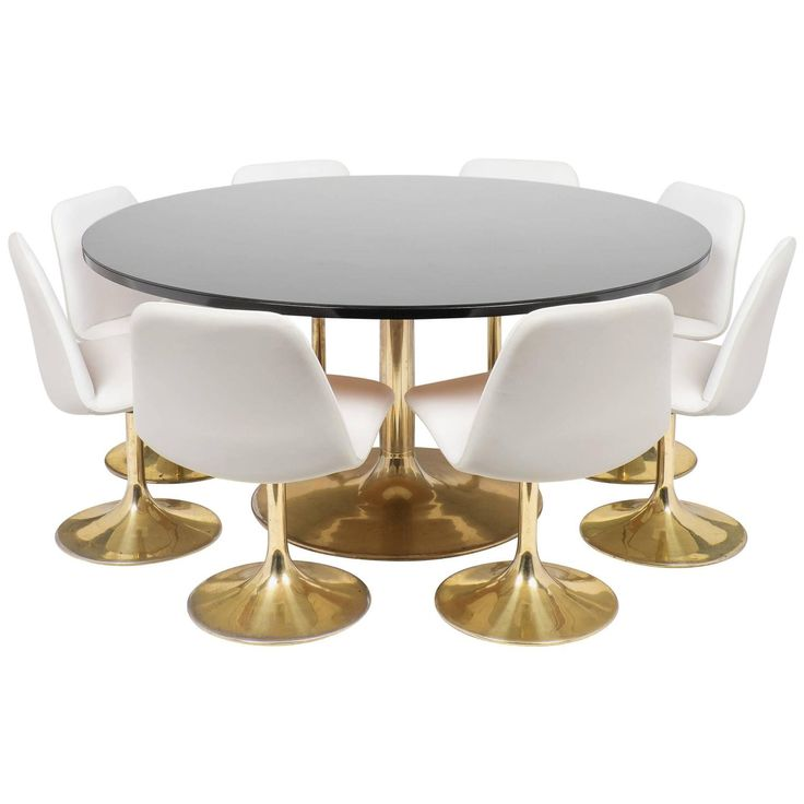 Tulip Table And Chair Dining Set