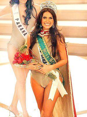 Natalia Guimarães miss Brasil 2007 -