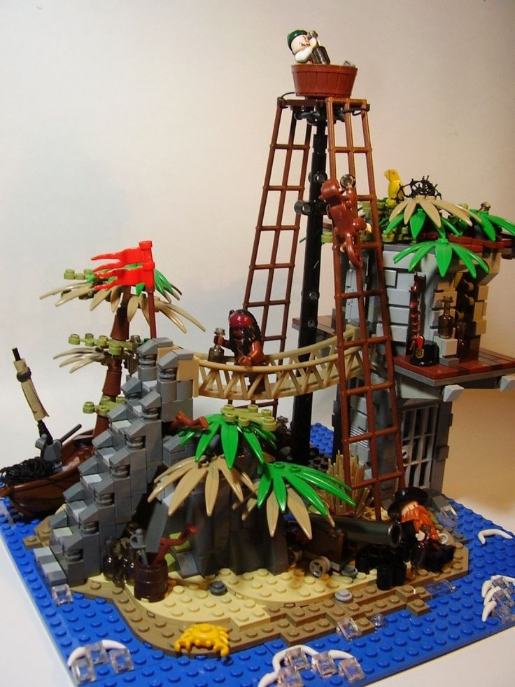 Pin by Stromboliman on Pirate architecture in 2020 Lego