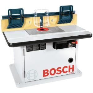 Bosch Laminated Router Table with Cabinet-RA1171 at The Home Depot