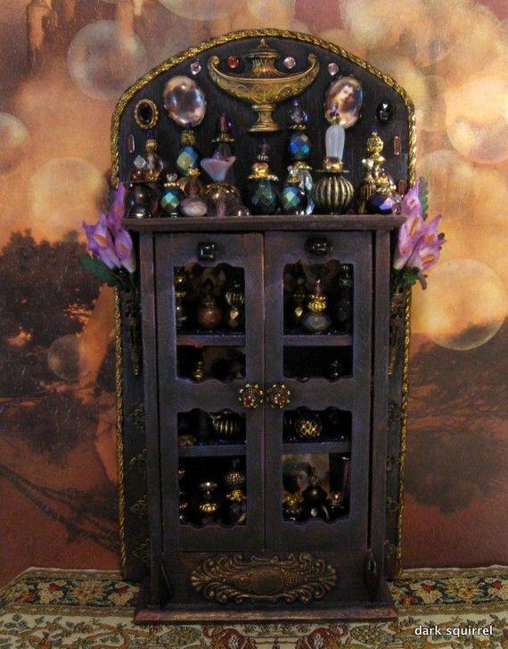 Mata Hari's Secret by Dark Squirrel Miniatures ~