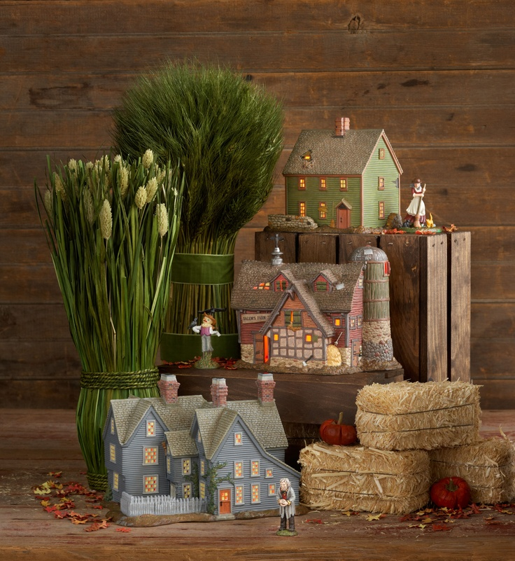 Christmas Village Decorations Ideas: 51 Best Village Constructing/ideas Images On Pinterest