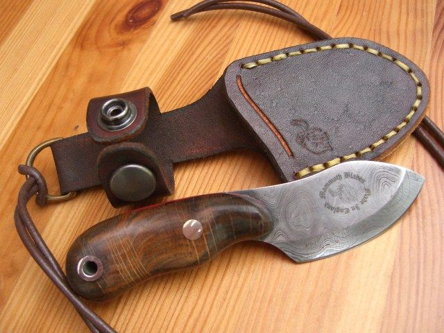 Very nice. Mammoth Blades Made in England