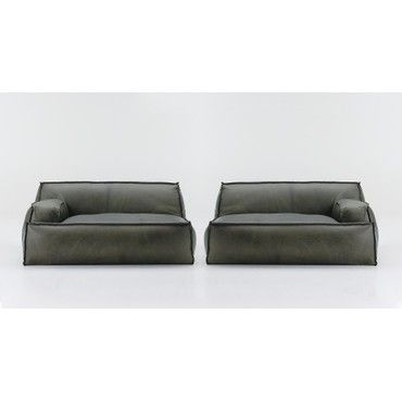 Baxter Damasco sofa - got see in real life to appreciate it. its beautiful with a great leather range