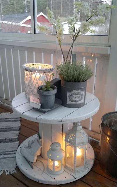 Backyard decor ideas!