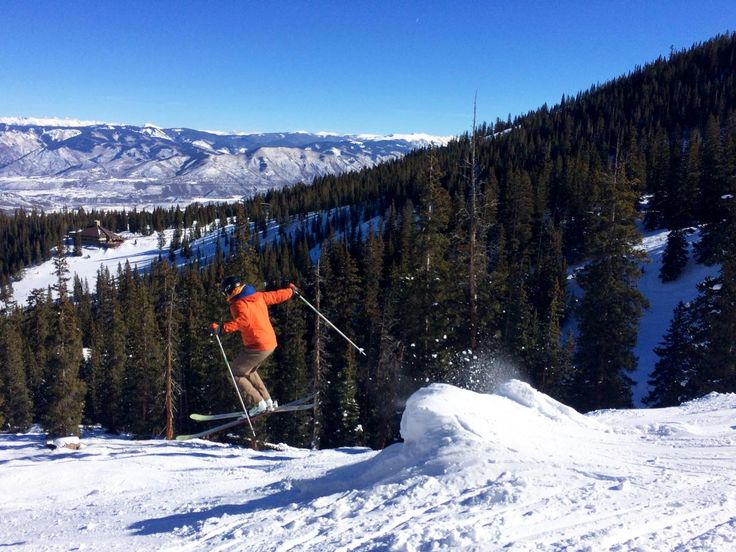The longest run on Snowmass is a whopping 5.3 miles long while the peak called…