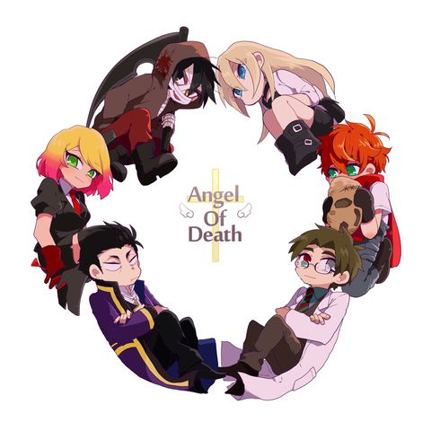Satsuriku no Tenshi/Angels of Death - Denizens of the Tower B6-B1