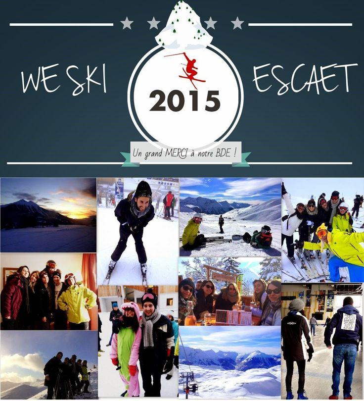 Week-end Ski 2015