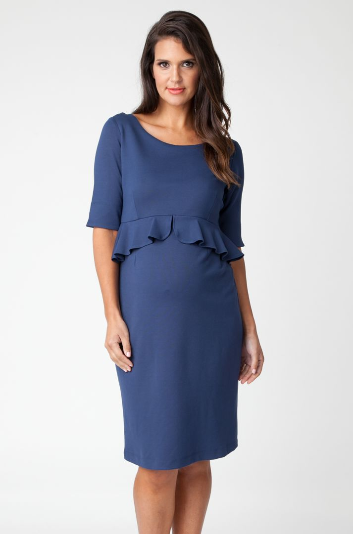 Maternity Work Dress Archives - Merry Go Round Maternity