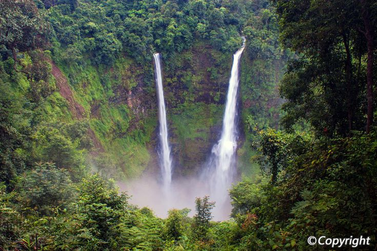 champasak - Bolaven Plateau in southern Laos is famous for its great scenery…