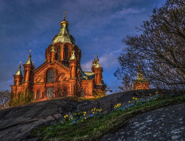 Uspenski cathedral, Helsinki by Karina Vera on 500px