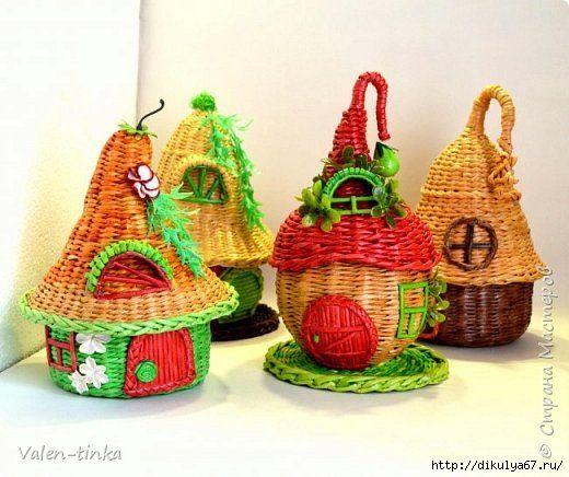 Картинки по запросу чайные домики своими руками