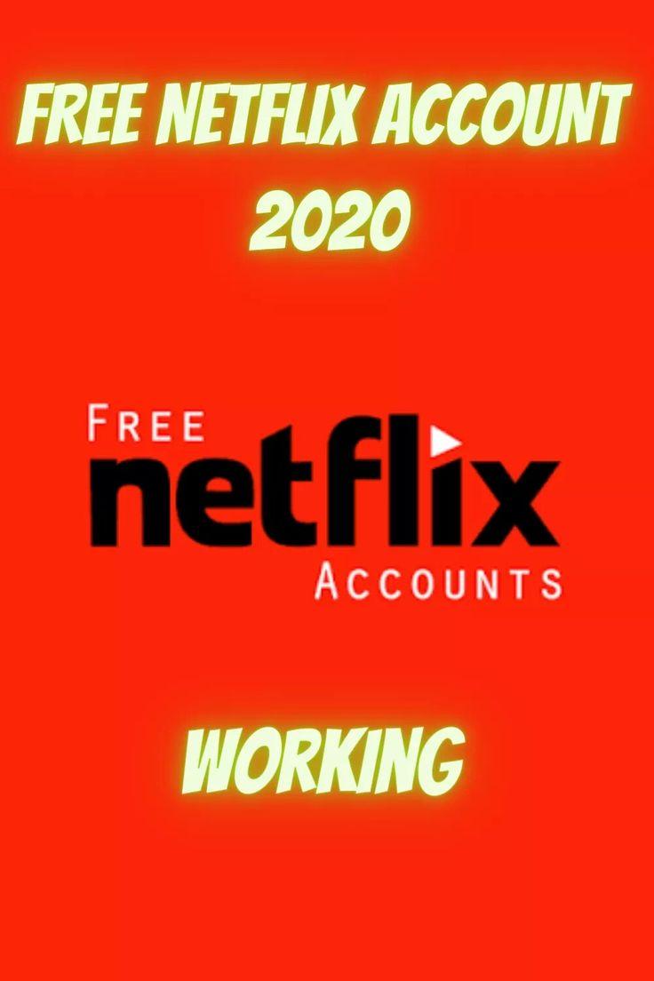Free netflix premium accounts generator working in 2020 in