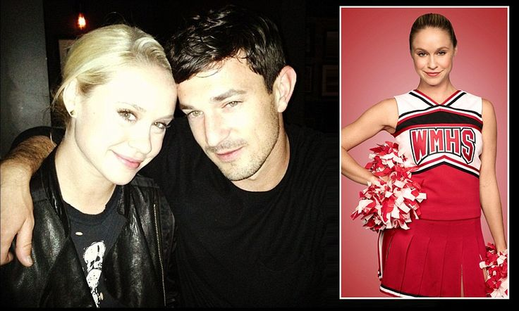Glee actress Becca Tobin's boyfriend Matt Bendik 'killed by stress'