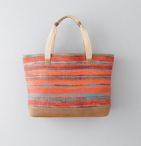 Tote Bag - Subdued Sunset by VIDA VIDA AW1AP1