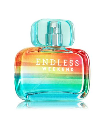 Endless Weekend Bath and Body Works perfume - a new fragrance for women 2014