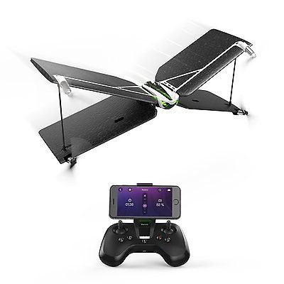 ﹩128.99. Parrot Quadcopter Swing Plus Flypad, Dual Flight, 19mph, 180 Degree, RC Toys