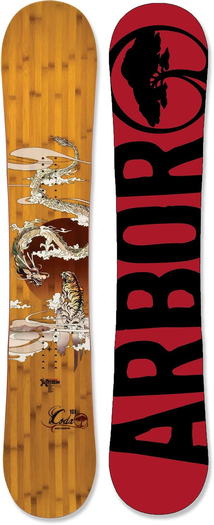 Arbor Coda Snowboard - 2011/2012  $399.93 $499.95*