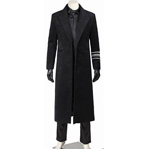 Cuterole Mens Star Wars Costume Adult General Hux Cosplay Halloween Outfit Custom *** You can get more details by clicking on the image.