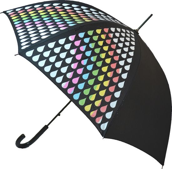 Colour Changing Rainbow Umbrella [EDSRAC] : Wholesale Umbrellas, Galleria Umbrellas, UK Bulk Importer and Distributor - Blooming Brollies, Wholesale and bulk umbrellas for sale. Trade discounts for our range of Galleria, Bugzz Kids, Harold Feinstein and Fifi Umbrellas