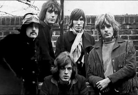 Pink Floyd had got through three lead singers: Syd Barrett in the 60s, Roger Waters in the 70s and Dave Gilmour in the 80s.