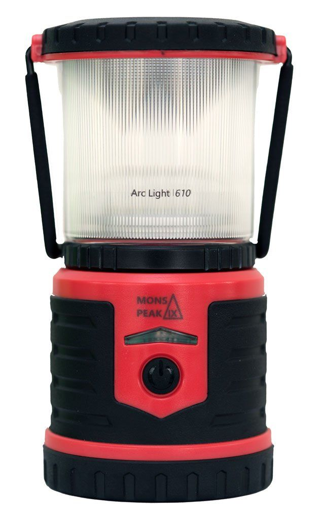 Arclight 610 LED Rechargeable Lantern with Power Bank