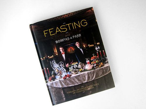 First Look: The Feasting With Bompas & Parr Cookbook