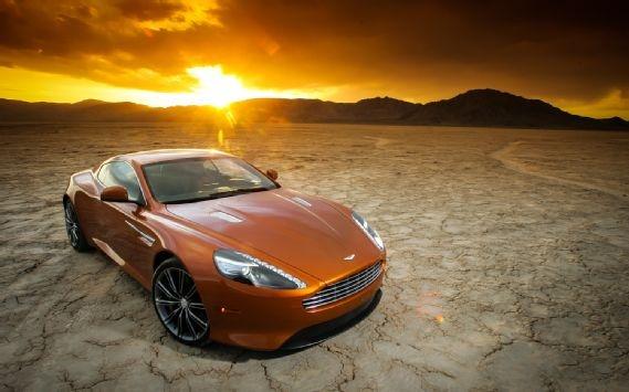Timeless: The Aston Martin Virage