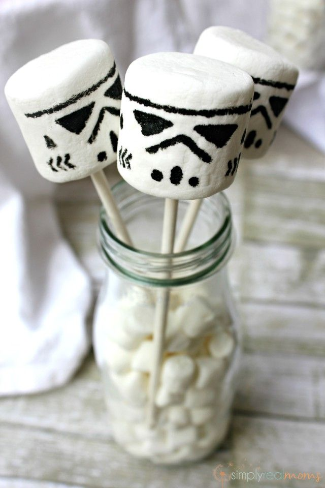 The Best Star Wars Themed Party Food - Simply Real Moms