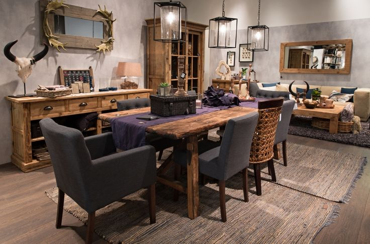 SOUL Granville Dining Table Available on our website http://www.soullifestyle.ie/search-result?title=TANZANIA