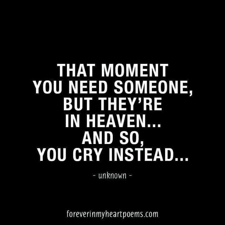 So many such moments...so many tears.
